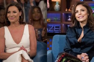 luann de lesseps说'Real Housewives' Stars Are 'Relieved'